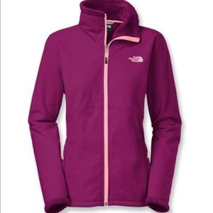 The North Face •Morning Glory Fleece Zip Up Jacket